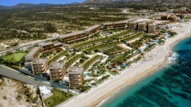 Starwood Breaks Ground on Luxury Los Cabos Property ...